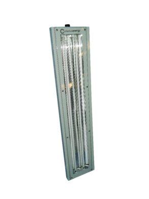 Svítidlo výkonové energeticky úsporné trubicové  2x54W(4005-202-2-2TR54)