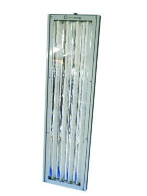 Svítidlo výkonové energeticky úsporné trubicové 4x80W(4005-230-2-4TR80)
