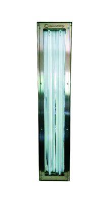 Svítidlo energeticky úsporné trubicové NEREZ 2X80W 1500(4008-975-2-2TR80N)