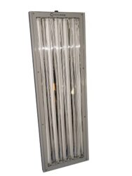 Svítidlo výkonové energeticky úsporné trubicové 5x80W-1537x590x100mm